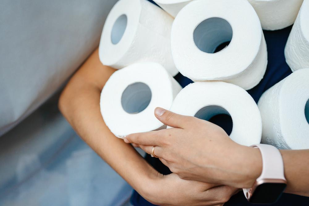 Kaufen Sie das WC Papier für Ihren Betrieb bei uns online!